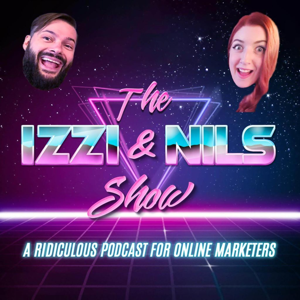 The Izzi & Nils Show Podcast cover image